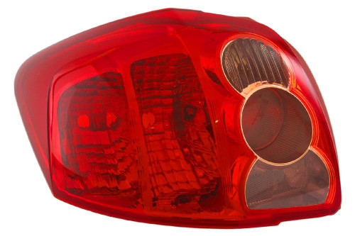 Rear light left Toyota Auris 06-09