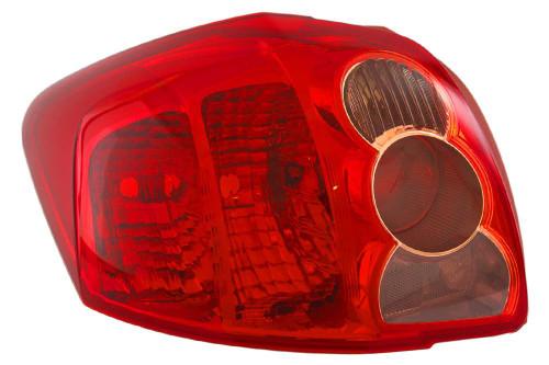 Rear light left Toyota Auris 06-09