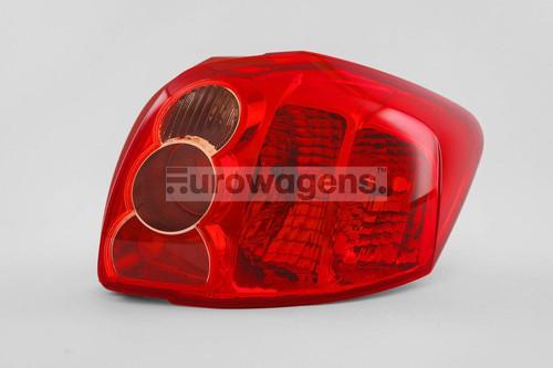 Rear light right Toyota Auris 06-09