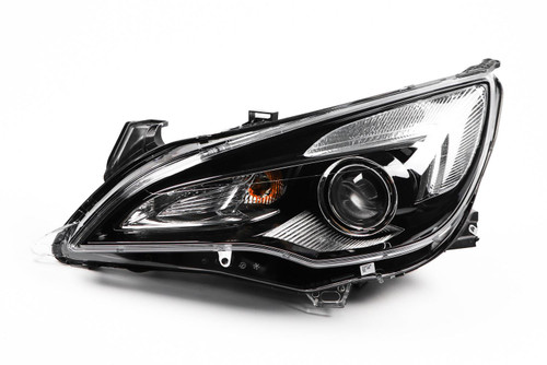 Headlight left Vauxhall Cascada 13-15