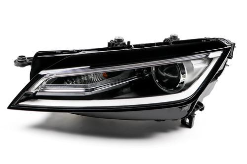 Headlight left bi-xenon LED DRL Audi TT 14-