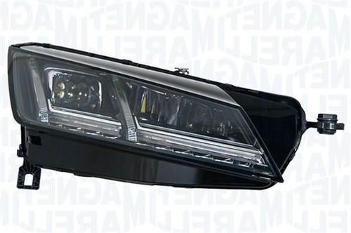 Headlight right LED Audi TT 14-