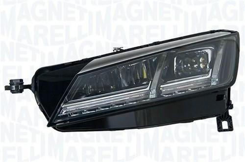 Headlight left LED Matrix Audi TT 14-