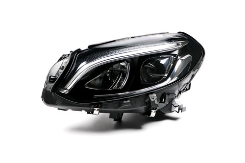 Headlight left LED Mercedes-Benz B Class W246 W242 14-