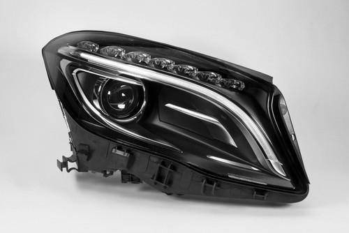 Headlight right Bi-xenon LED DRL Mercedes-Benz GLA X156 14-16