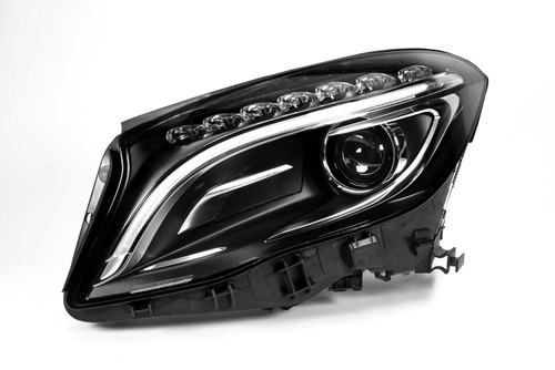 Headlight left Bi-xenon LED DRL Mercedes-Benz GLA X156 14-16