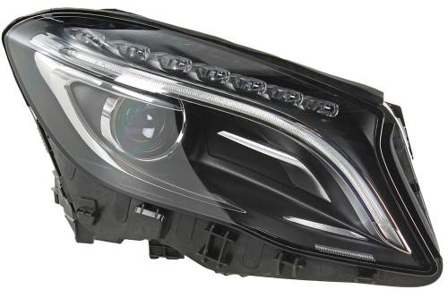 Headlight right Bi-xenon LED DRL AFS Mercedes-Benz GLA X156 14-16