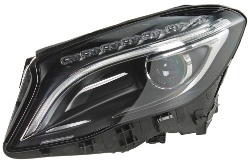 Headlight left Bi-xenon LED DRL AFS Mercedes-Benz GLA X156 14-16