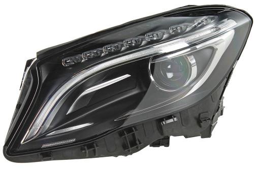 Headlight left Bi-xenon LED DRL AFS Mercedes-Benz GLA X156 14-16