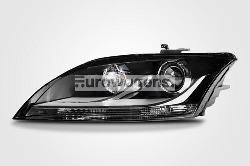 Headlight left xenon AFS Audi TT 06-09