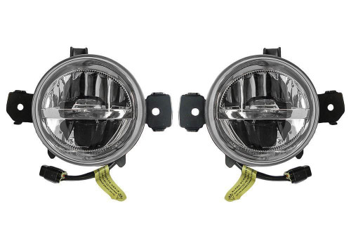 Front LED fog lights set BMW X3 E83 06-11