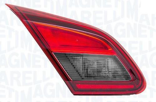 Rear light left inner Vauxhall Corsa E 15-18 3 Door