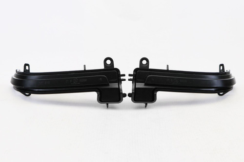 Mirror indicators set black LED dynamic BMW 3 Gran Turismo F34 2013-