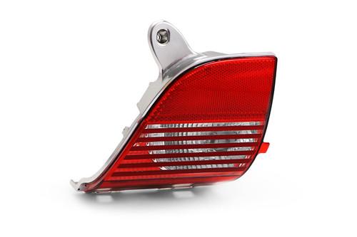 Rear bumper light left Peugeot 308 CC 09-14 Convertible