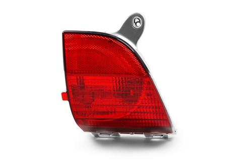 Rear bumper light right Peugeot 2008 14-