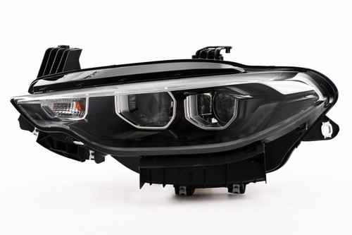 Headlight left LED DRL Fiat Tipo 15-
