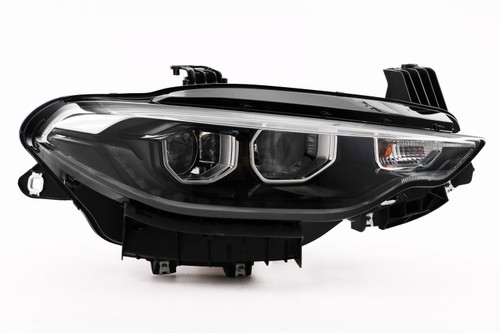 Headlight right LED DRL Fiat Tipo 15-