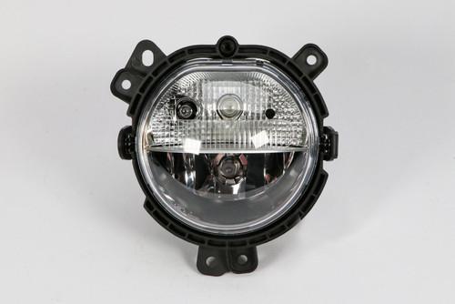 Fog light left with DRL Mini Countryman F60 16-