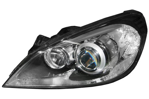Headlight left Xenon LED DRL AFS Volvo V60 10-12