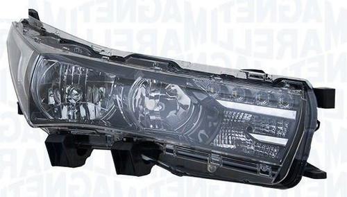 Headlight right Xenon Toyota Corolla 12-