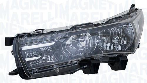 Headlight left Xenon Toyota Corolla 12-