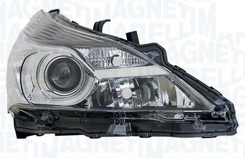 Headlight right projector Toyota Verso 09-12
