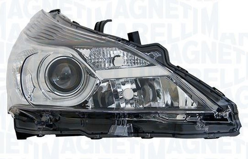 Headlight right projector Toyota Verso 09-12