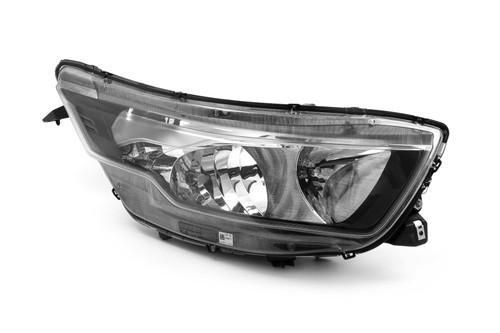 Headlight right Iveco Daily 14-