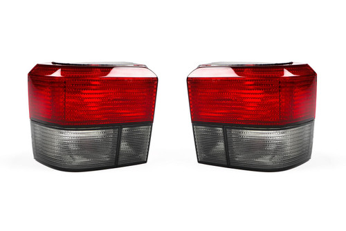 Rear lights set smoked red VW Transporter T4 Caravelle