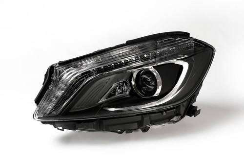 Headlight left Bi-xenon LED DRL AFS ILS Mercedes Benz A Class W176 12-15
