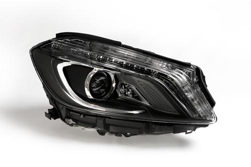 Headlight right Bi-xenon LED DRL AFS ILS Mercedes Benz A Class W176 12-15