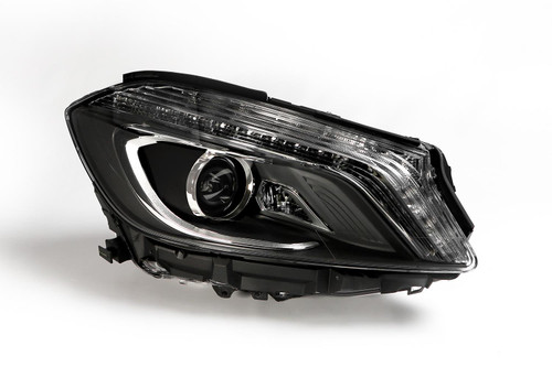 Headlight right Bi-xenon LED DRL AFS ILS Mercedes Benz A Class W176 12-15