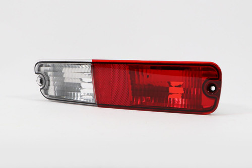 Lower rear light left Mitsubishi Pajero Shogun 03-07