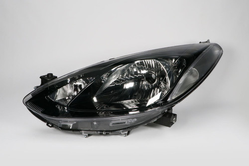 Headlight left Mazda 2 07-15