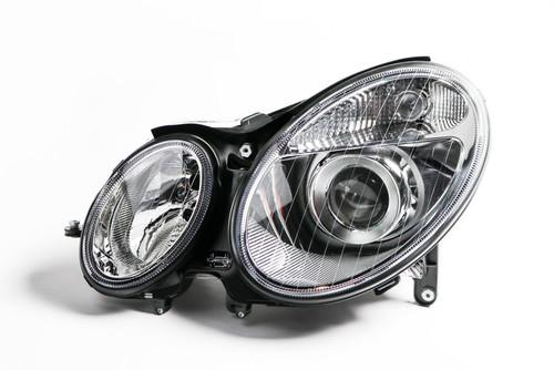 Headlight left Bi-xenon Mercedes-Benz E Class W211 03-06