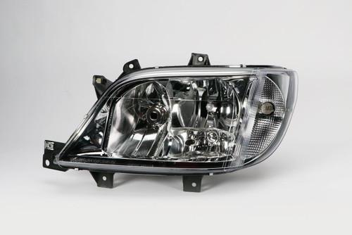 Headlight left Mercedes-Benz Sprinter 03-05