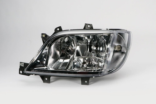 Headlight left Mercedes-Benz Sprinter 03-05