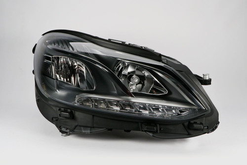 Headlight right LED Mercedes-Benz E Class W212 13-16