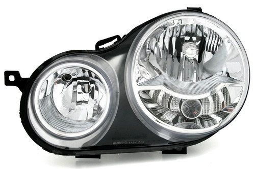 Headlight left VW Polo MK4 9N 02-04
