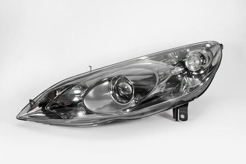 Headlight left Peugeot 407 04-11