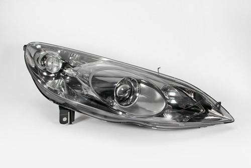 Headlight right Peugeot 407 04-11