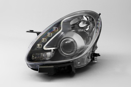 Headlight left grey LED DRL Alfa Romeo Giulietta 10-