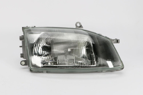 Headlight right Toyota Hiace 97-05