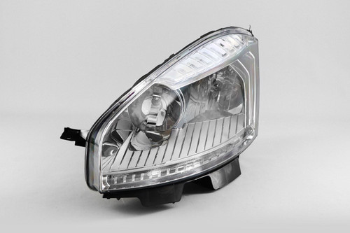 Headlight left DRL Citroen C4 Picasso 07-10