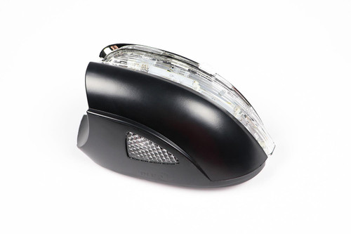 Mirror indicator left with puddle light VW Touran 09-15