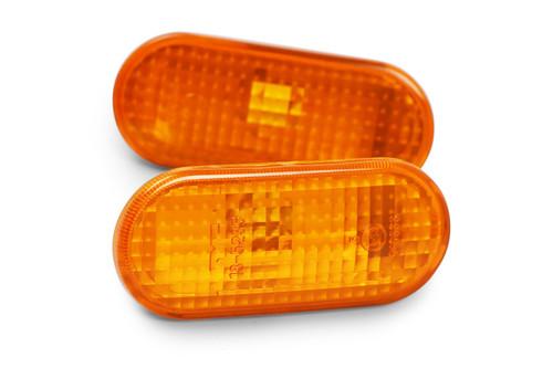Side indicators set orange VW Transporter T5 03-09