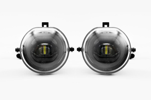 Front fog light set LED with DRL Mini Cooper One F57 Convertible 15-