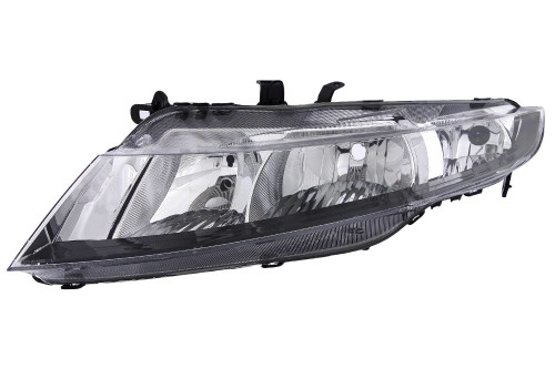 Headlight left Honda Civic 06-11 OEM