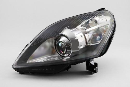 Headlight left Xenon Vauxhall Zafira 08-10