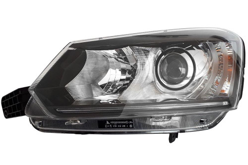 Headlight left Bi-xenon LED DRL AFS Skoda Yeti 14-